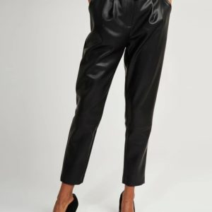 pantalón paperbag