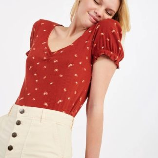 camiseta tejido crepé